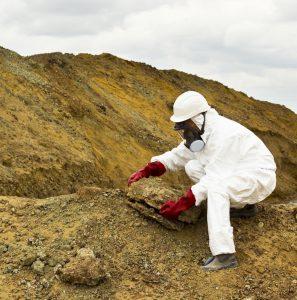 Removal of hazardous waste